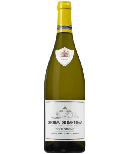 CHARDONNAY VIEILLES VIGNES - BOURGOGNE AOP - Château de Santenay