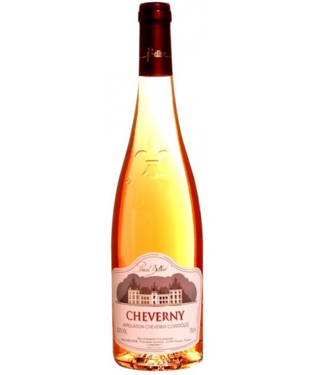 CHEVERNY ROSE AOP - Pascal Bellier
