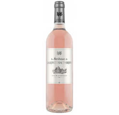 LE BORDEAUX DE LARRIVET HAUT-BRION ROSE - BORDEAUX AOP