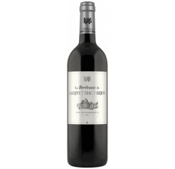 LE BORDEAUX DE LARRIVET HAUT-BRION ROUGE - BORDEAUX AOP