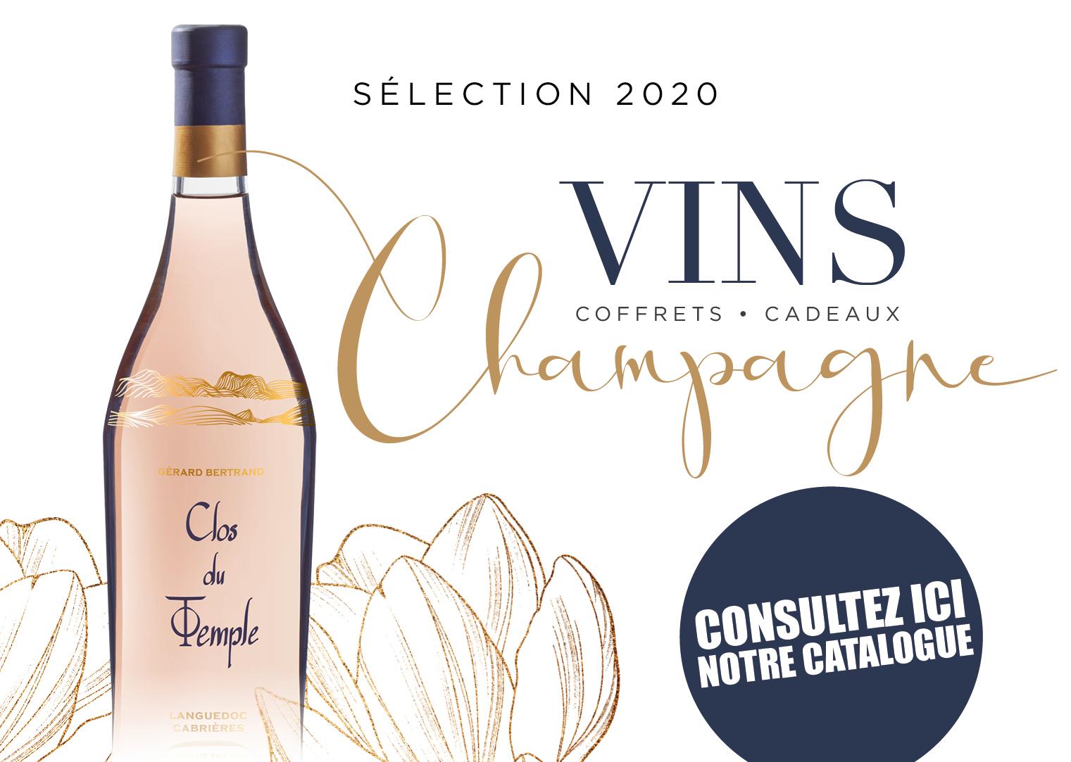 Catalogue Vins et Champagne 2020
