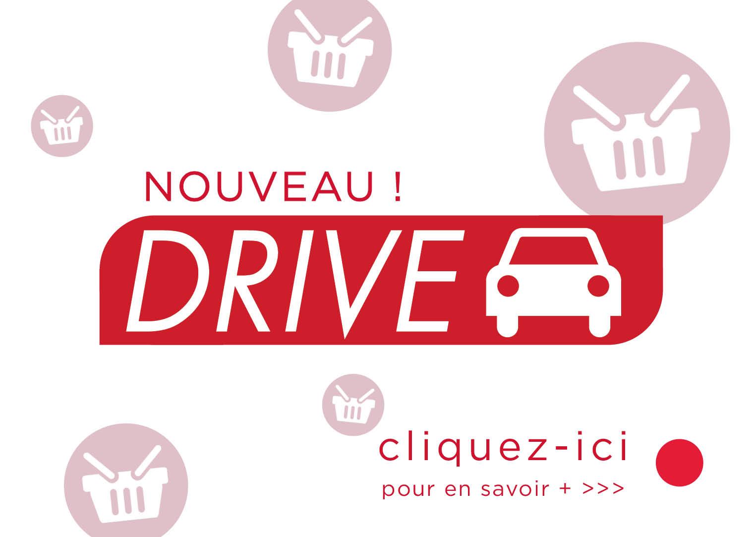 Nouveau Drive
