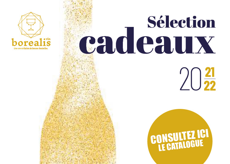 Selection vins BOREALIS 2020-2021